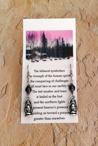 Iditarod Earrings