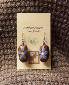 Northern Nuggets Earrings 2013