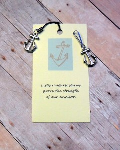 anchor zipper pull b