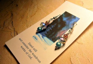 northern nights earrings